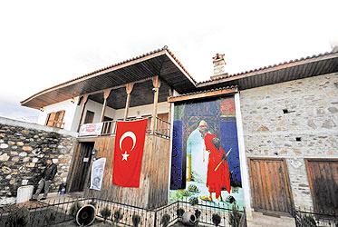 Osman Hamdi Bey Konagi Nin Stari Kaplumbaga Terbiyecisi