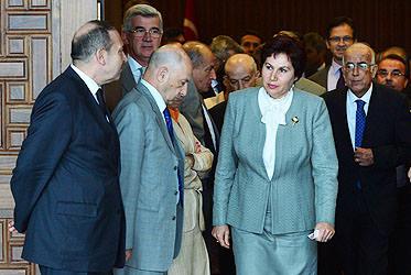 Yüksek yargıya kadın başkan