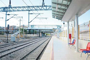 Hilal aktarma istasyonu yarın ulaşıma açılıyor