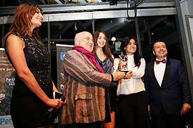 PerAModa 2013 Ödülleri sahiplerini buldu