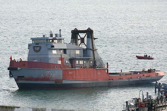 Römorkör faciasında 'gemi dalgası' iddiası