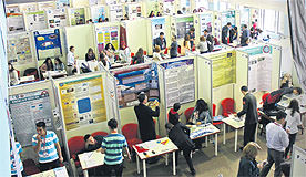 İzmir Fatih Kolejinden iki dev organizasyon