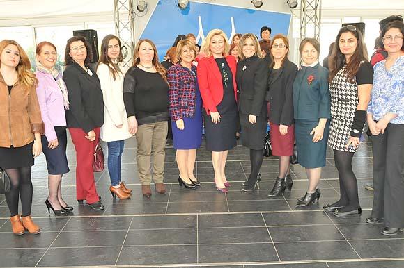 Aydınlı kadın patronlar ekonomide dümene geçiyor