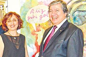 Anılanmert'in Serbestçe sergisi KKSM'de