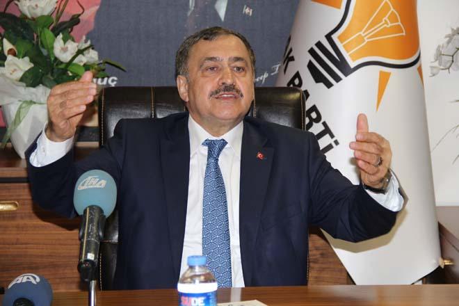 Bakan Eroğlu, iki günde 6 ilçeyi ziyaret edecek
