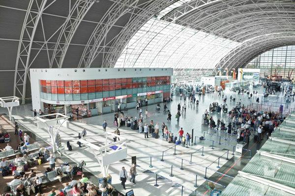 Adnan Menderes Havalimanında bir ilk