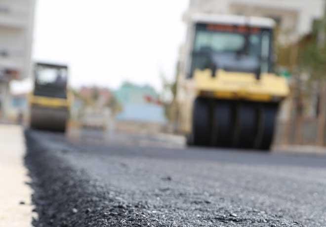 Vatandaşa asfalt kazığı