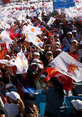 AK Parti İzmir Mitingi 24 Ekimde