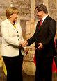 Merkelin cesur tavrını takdir ediyoruz