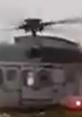 Askeri helikopter zorunlu iniş yaptı